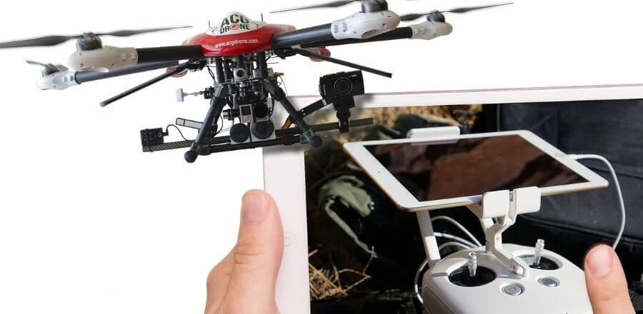 Drohnenpiloten bald mit Plakette und Führerschein