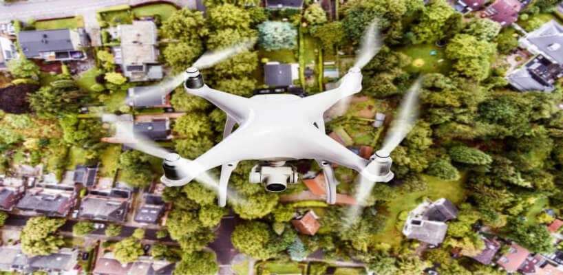 Zum in die Luft gehen: Neuer Sicherheitscheck für Drohnenpiloten per Smartphone