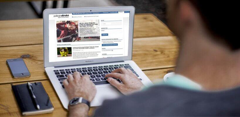 Policen Direkt-Magazin: Bester Newcomer und Nachrichten im Sinne der Verbraucher