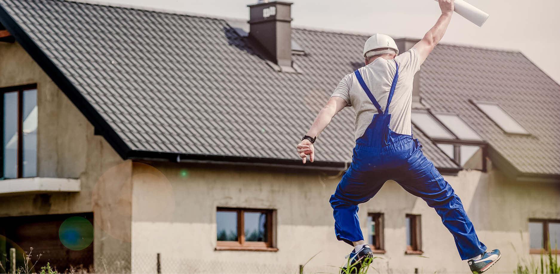 Bauherren Versicherung Hausbau