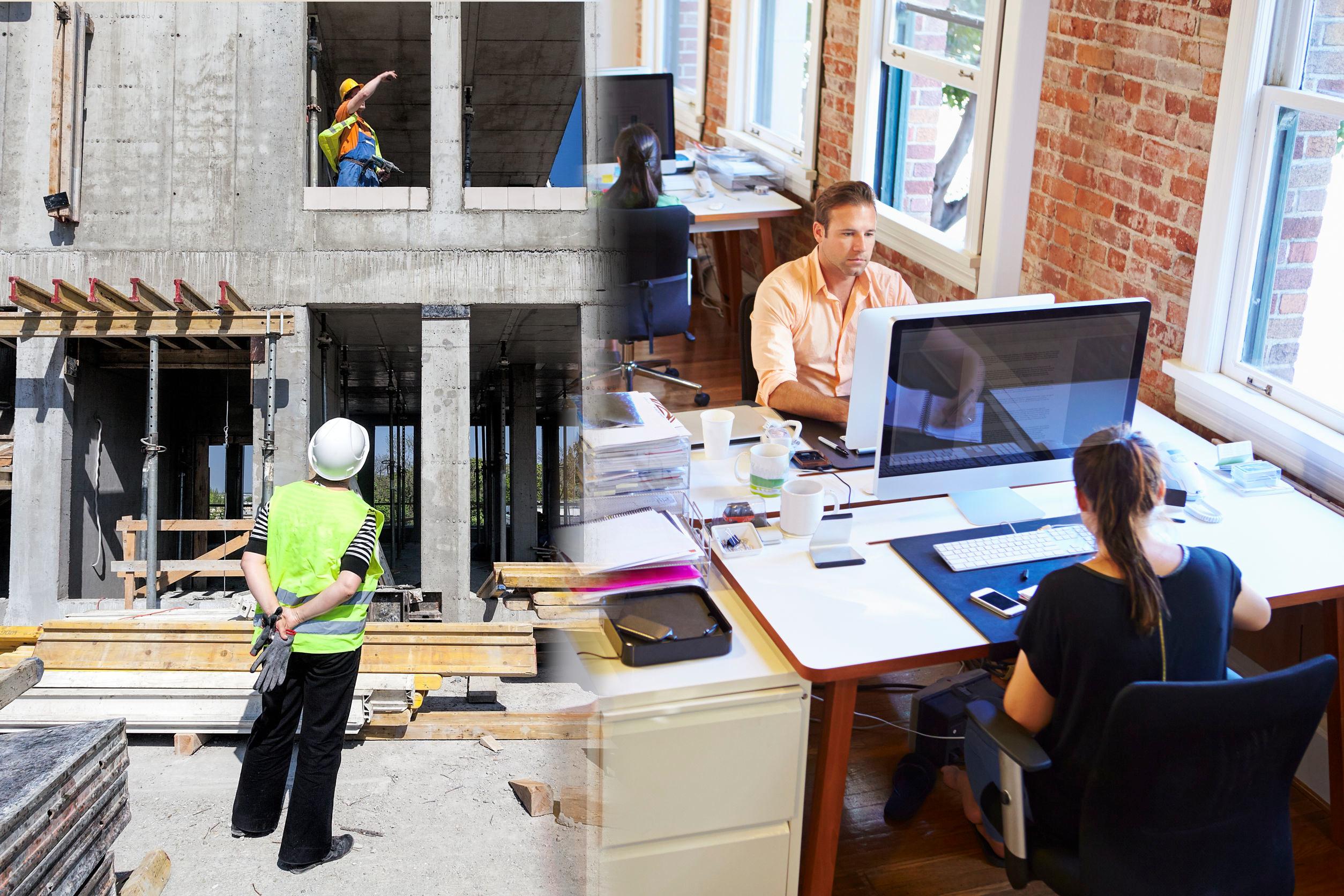 Berufsunfähigkeitsversicherung: Wichtig für Baustelle und Büro