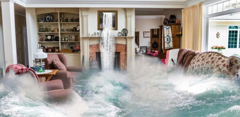 Bild_Magazine Wohnungsüberflutung