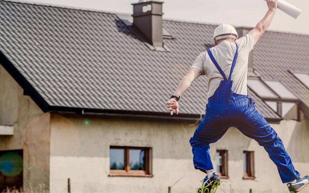Hausbau: Die Top-Versicherungen für Bauherren