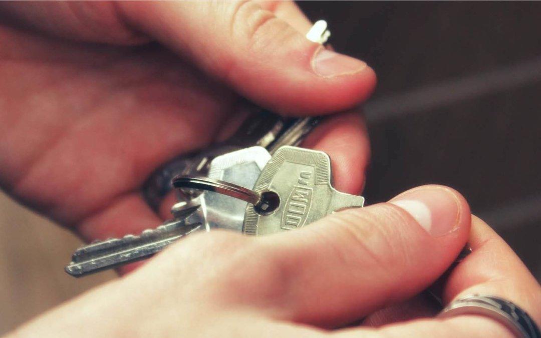 Schlüssel verloren: Was tun bei Schlüsselverlust?